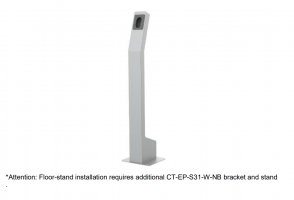 Floor stand option model CT-EP-S31-W-NB