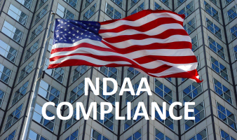 OVS Provides NDAA Compliant Solutions.